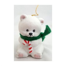 Vintage Jasco Polar Bear Bell Ornament - $26.99