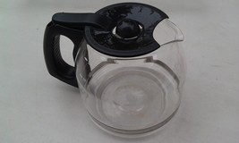 7MM09 MR. COFFEE 12 CUP COFFEEPOT FROM COFFEEMAKER, VERY GOOD CONDITION - $19.77