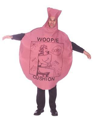 Whoopie Cushion Costume Adult Pink Halloween Unique Funny Gag GC7146