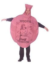 Whoopie Cushion Costume Adult Pink Halloween Unique Funny Gag GC7146 - $48.99