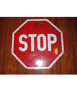 School Bus STOP sign, steel - $68.50