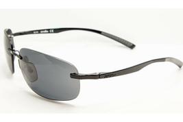 ZERORH+ FORMULA Black / Grey Sunglasses RH761-01 61mm - $107.31
