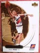 BASKETBALL 2000-01 UPPER DECK OVATION #41   JASON   HIDD PHONIEX   SUNS - $0.99