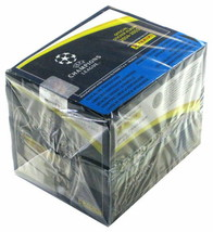 2014-15 PANINI CHAMPIONS LEAGUE STICKERS 50 PACKS SEALED BOX 250 STICKER... - $24.70