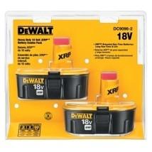 18v 2 pk batteries - $270.00