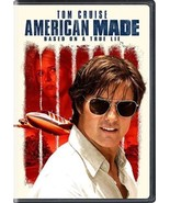 American Made DVD 2017 Brand New Sealed - $2.50