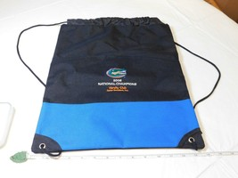 Florida Gators 2006 National Champions Varsity club boosters backpack sl... - $26.72