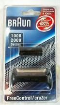 OEM BRAUN Mens Shaver 10B/20B 1000/2000 Series 1 Foil Cutter Head Replac... - $23.33
