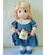 Precious Moments Doll Rose June 1430 Garden of Friends 2nd Edition Tags - $14.99