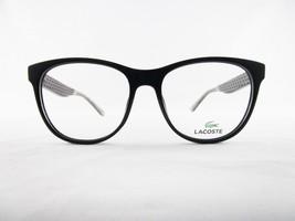 Lacoste L2273 001 Optical Frame Black Clear Acetate Eyeglasses - $65.41