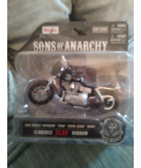sons of anarchy clarence clay marrow brand new motorcycle - $17.99