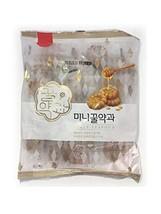 Korean Traditional Sweet Mini honey Yak Gwa Cookies 200 g x 3 Pack total 600g - $26.79