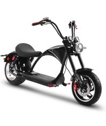 MotoTec Lowboy 60v 20ah 2500w Lithium Electric Scooter 28 MPH up to 38 Miles - $1,750.00