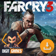 Far Cry 3 - PC / Uplay CD Key - Game Download Code - Digital Delivery - $16.99