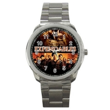 Sport Metal Unisex Watch Highest Quality Expendables - $23.99