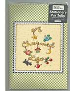2004 Mary Engelbreit Charmed Life Stationery Portfolio #28355 - $12.00