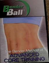 Bender Ball: Advanced Core Training (DVD, 2006) Workout Video For Abs 6 ... - $2.87