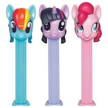 Pez BB79365 My Little Pony Pez Dispenser and Candy Set (1 Dispenser) - $10.29