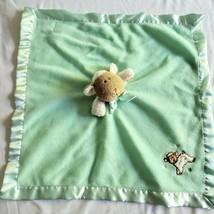 Blankets & Beyond Sheep Vintage Lamb Baby Security Blanket Lovey Lovie S... - $19.70