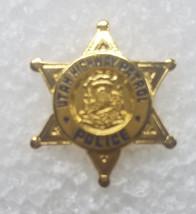 Utah Highway Patrol Lapel Pin / Tie-Tac - $9.95