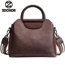 Handbag Leather Shell Messenger Bag Shoulder Crossbody Bags For Women High - $33.73