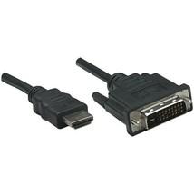 Manhattan(R) 372503 Hdmi To DVI-D Cable, 6ft - $29.88