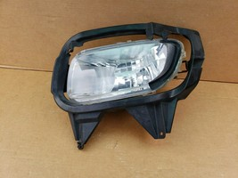 07-09 Mazda CX-9 CX9 Fog Light Lamp W/ Bracket Driver Left - LH image 1