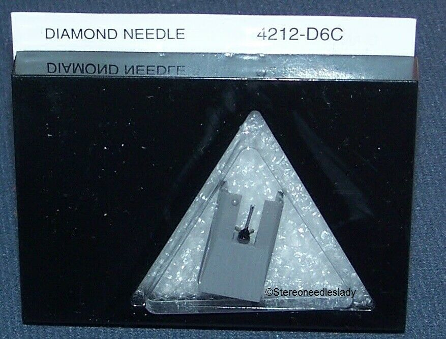 NEEDLE STYLUS 4212-D6C for Audio Technica ATN 102P for AT200EP ATN-112EP