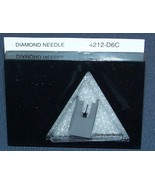 NEEDLE STYLUS 4212-D6C for Audio Technica ATN 102P for AT200EP ATN-112EP  - $14.14