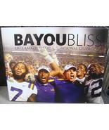 BAYOU BLISS: LSU'S Amazing Season: National Champions Book 2007 - $24.00
