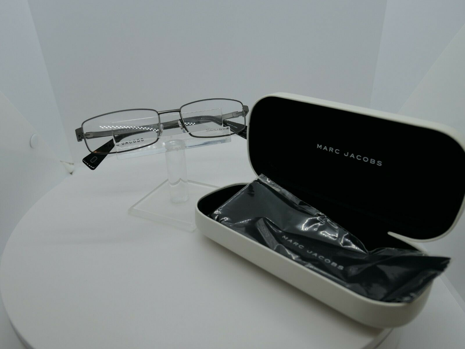 Primary image for Marc by Marc Jacobs MARC 246 (R80) Dark Gun 57 x 17 145 Eyeglass Frames