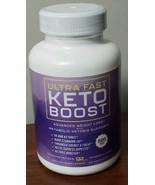 ULTRA FAST KETO BOOST, GO BHB KETONES, KETOSIS SUPPORT, WEIGHT LOSS - $23.55