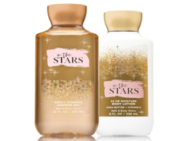 BATH & BODY WORKS In The Stars Body Lotion + Shower Gel Set - $25.63