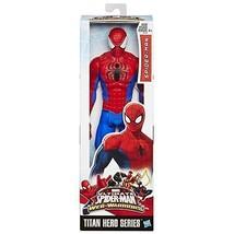 Marvel Ultimate Spiderman Web Warriors Titan Hero Series Action Figure D... - $14.99