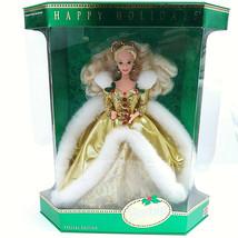 Happy Holidays 1994 Barbie Doll - $17.77