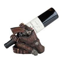 Wine Bottle Holder, Holster Decorative Kitchen Vintage Bottle Holders, P... - $45.79