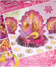 Rapunzel Dream Big Disney Princess Tangled Birthday Party Table Decorating Kit - $14.45
