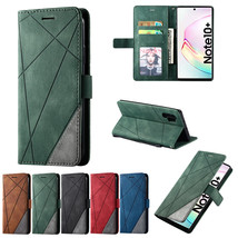 For Samsung A71 5G A51 4G/5G Fashion Leather Wallet Case Card Slot Flip Cover - $62.53