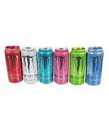Monster Energy Ultra Zero Sugar Energy Drinks 16 ounce cans (Vareity Pac... - $24.74