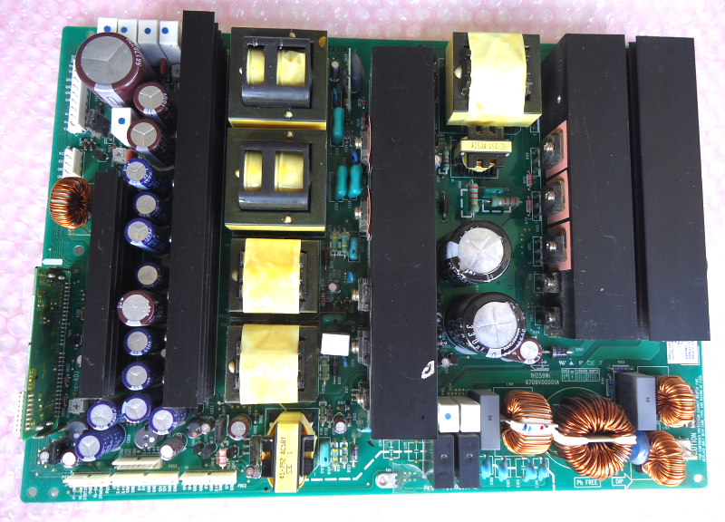 Lg 50PC5D Power Supply Board P# 1H259WL, and 50 similar items