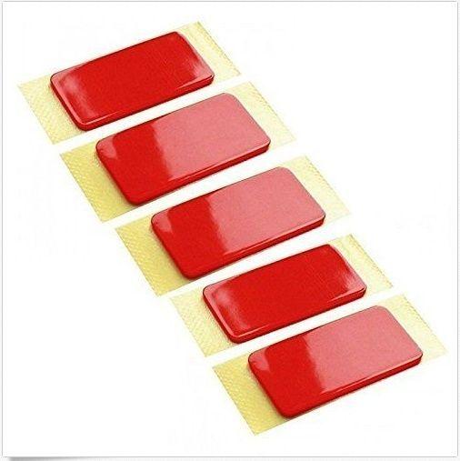 PITTASOFT 5 Pieces 5 x BLACKVUE Mount Double Side Tape Sticker DR650S / DR650GW