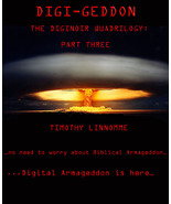 The Diginoir Quadrilogy: Volume Three: Digi-Geddon - $6.99