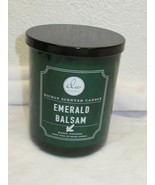 DW HOME Richly Scented Candle Emerald Balsam 15.01oz (428g) Double Wick - $24.74