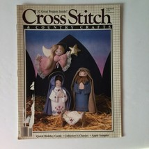 Cross Stitch & Country Crafts Magazine September October 1987 - $3.95