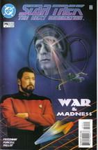 Star Trek: The Next Generation Comic Book #75 Dc Comics 1995 Very Fine Unread - $3.25