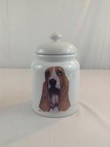 Porcelain By Rosalinde By Vladmir Basset Hound Dog Treat Cookie Accessor... - $30.84