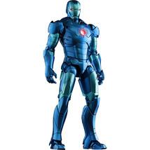Iron Man Mark III Stealth Mode Version Poseable Figure from Iron Man MMS... - $515.05
