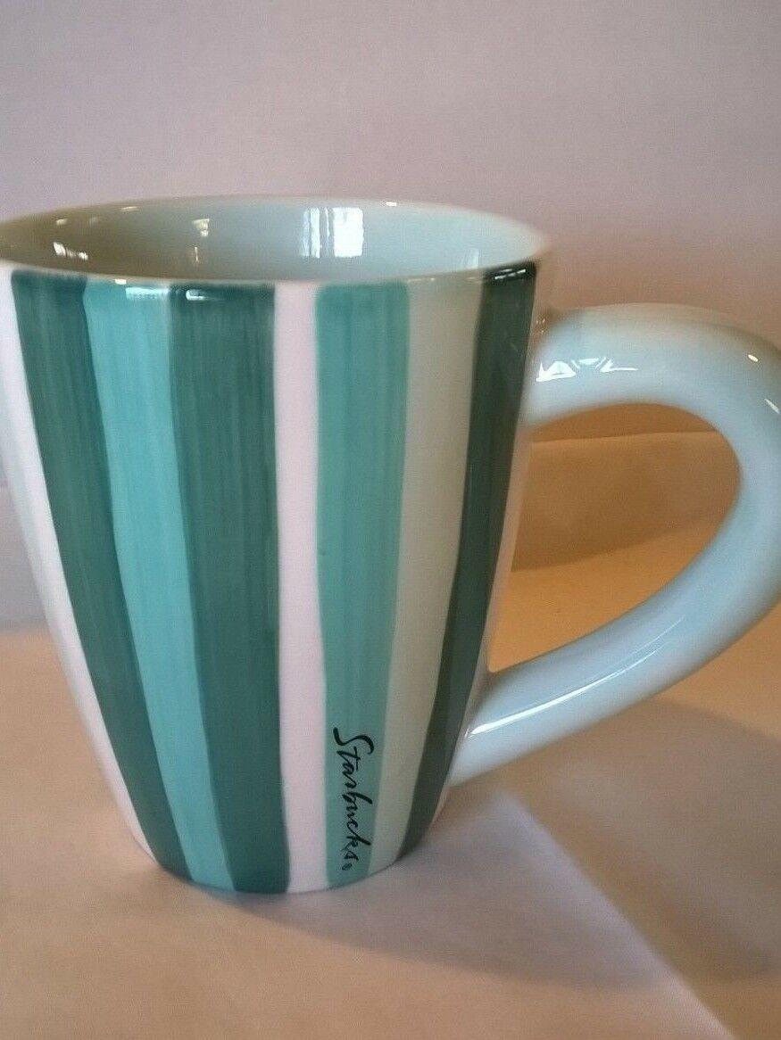 Starbucks Striking Over-sized 2012 Barista Coffee Mug