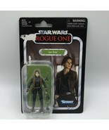 Star Wars The Vintage Collection Jyn Erso Rogue One VC119 - $12.86