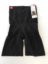 New Red Hot Spanx High - Waist Mid - Thigh Shaper Black SZ XL $48 - $38.79